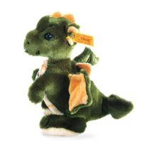 Steiff - Peluche Raudy Dragon Garçon Vert 17 cm