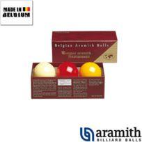 Aramith - Billes Tournament 61,5 mm Carambole