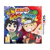 NAMCO - NARUTO POWERFUL SHIPPUDEN 3DS