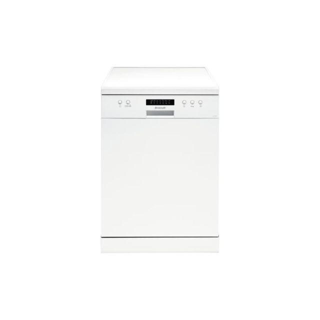 Brandt Lvc137w Lave Vaisselle - 13 Couverts - Pose Libre - 47 Db - Classe A