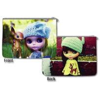 Nippon Doll - Trousse Plate - Bambi