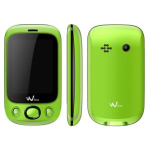 Destockage t l phone portable wiko minimi vert achat for Piscine portable carrefour