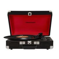 CROSLEY - Platine valise Cruiser Deluxe Noir