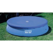 Intex - Bache pour piscine autoportante 457 cm