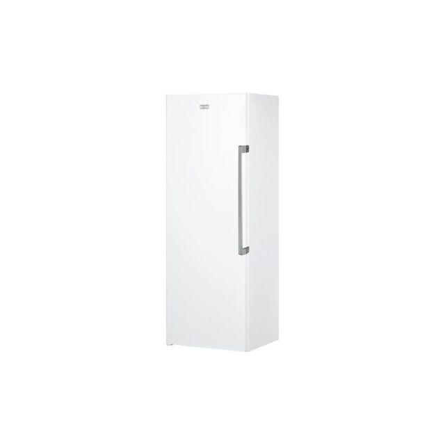 Hotpoint Uh61tw.1 - Congelateur Armoire - 232 L - Froid Statique - A+ - L 59,5 X H 167 Cm - Blanc
