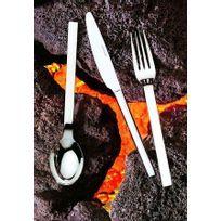 Eternum - Fourchette à poisson en inox 18/10 - Lot de 6 - Galaxy