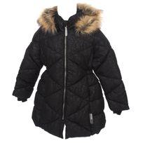 Nameit - Parkas cabans Name it Martina blk long jacket g Noir 23886