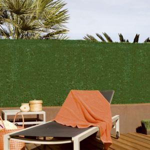 nortene brise vue type haie artificielle greenset 1 5 x 3 m vert pas cher achat vente. Black Bedroom Furniture Sets. Home Design Ideas