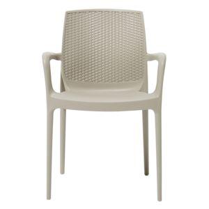 marque generique fauteuil de jardin boheme plastique jute marron pas cher achat vente. Black Bedroom Furniture Sets. Home Design Ideas