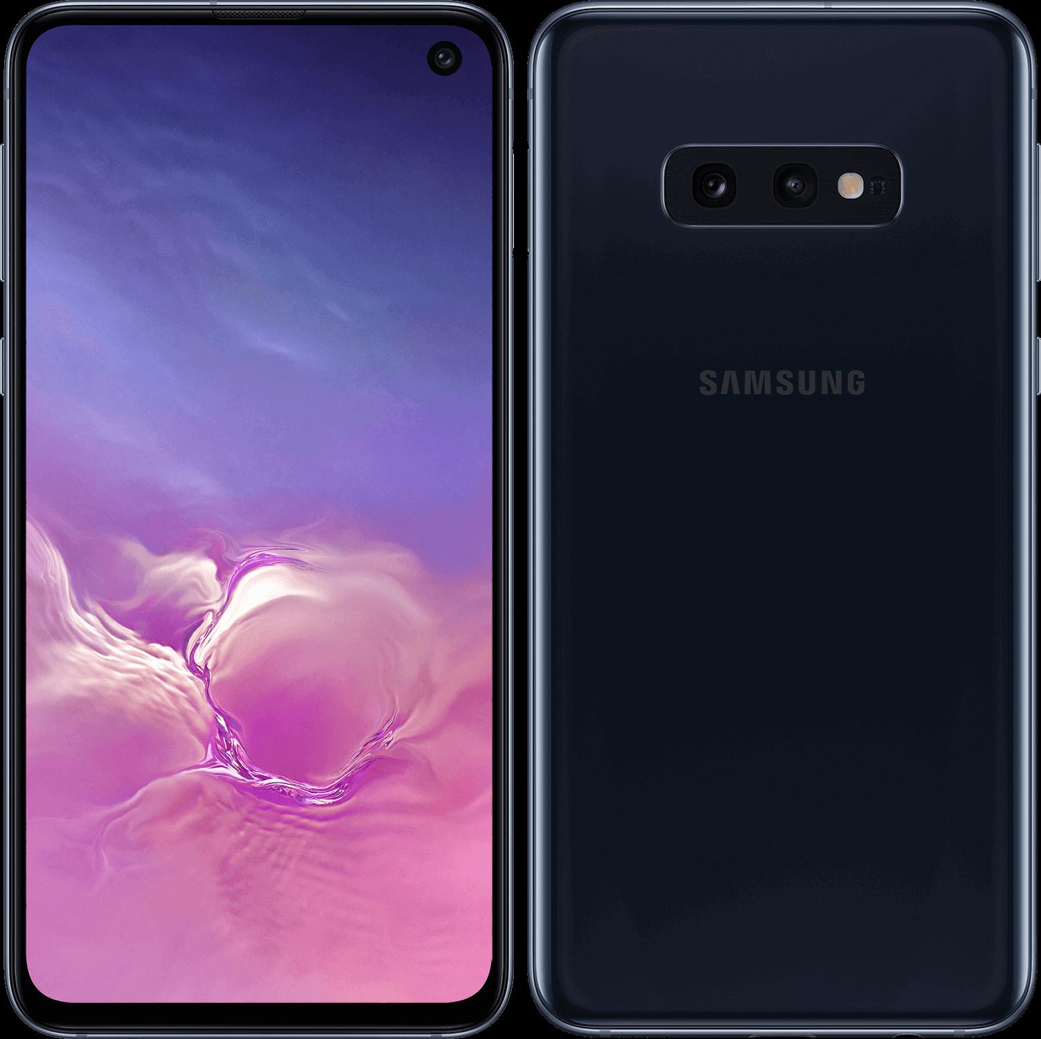 Smartphone Galaxy S10e 128 Go Samsung Noir