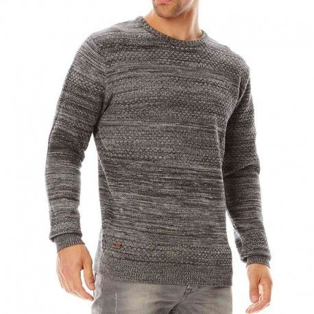 110d9436a020 Oxbow - Pull Pamero Homme - pas cher Achat   Vente Pull homme -  RueDuCommerce