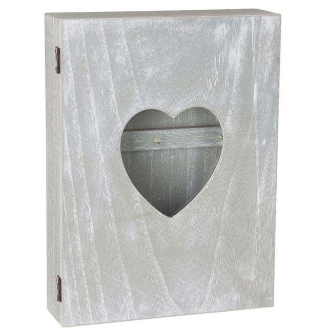 Boite Clefs Design touslescadeaux - boite armoire à clés murale - rangement des clefs