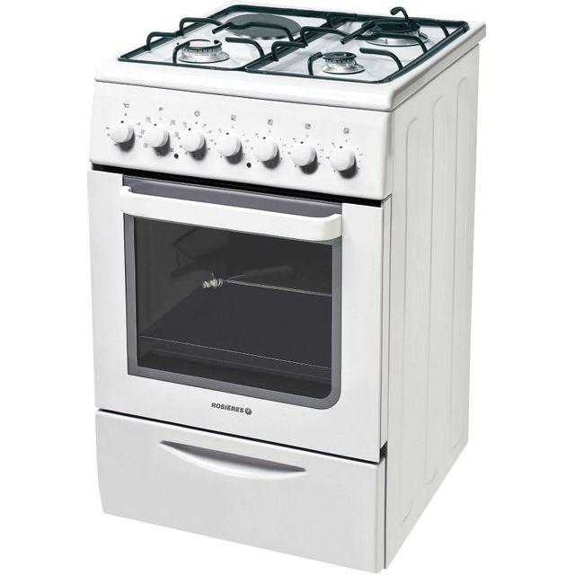 ROSIERES - Cuisinière RMC5311RB1