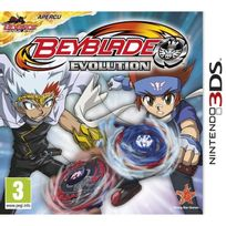 Koch Media - Beyblade : Evolution Nintendo 3DS/2DS