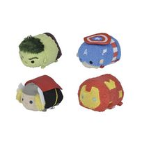 Nicotoys - Avengers - Peluche Tsum Tsum Marvel