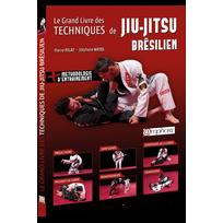 Editions Amphora - Le Grand Livre Des Techniques De Jiu-jitsu BrÉSILIEN