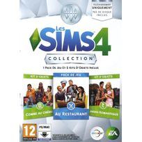 EA GAMES - SIMS 4 - Collection 3 - PC