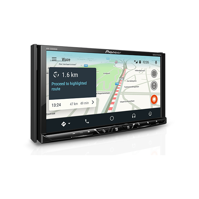 pioneer autoradio gps avh z5100dab achat vente. Black Bedroom Furniture Sets. Home Design Ideas
