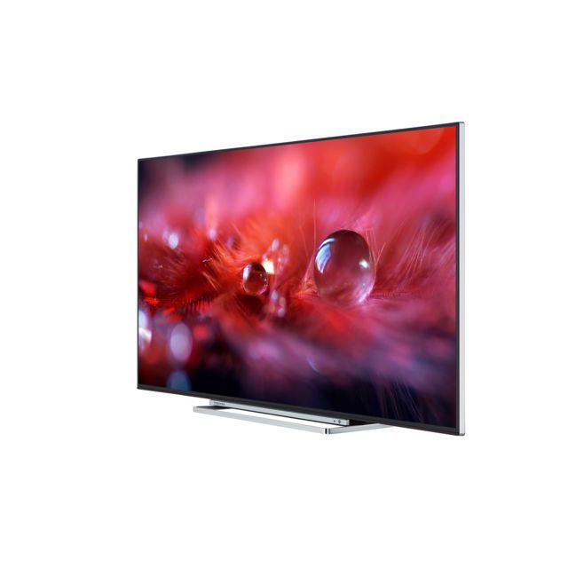 destockage toshiba tv led uhd 4k 55 39 39 140 cm 55u5766dg noir silver pas cher achat vente. Black Bedroom Furniture Sets. Home Design Ideas