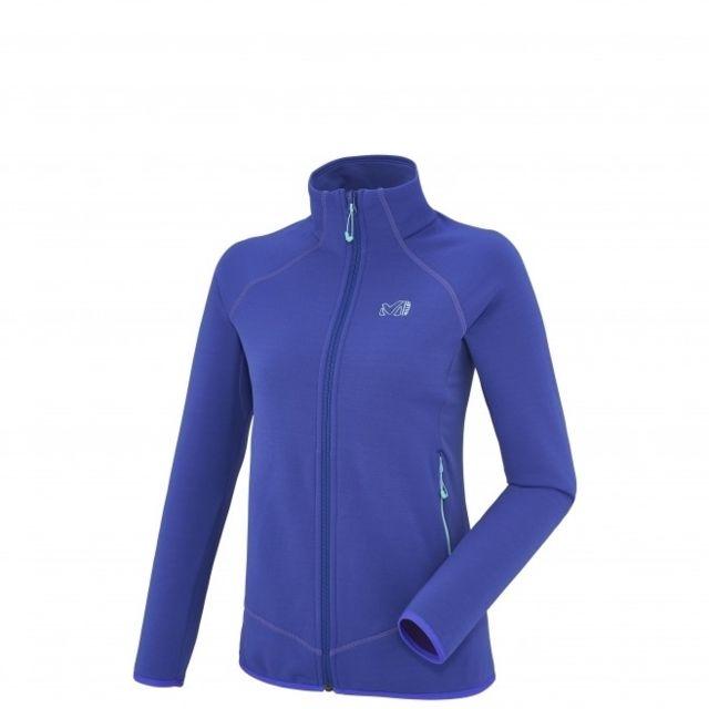 Blue Purple Ld Polaire Charmoz Vest Millet Power CAw4qp7