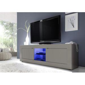 envie de meubles meuble tv taupe tika 181 cm pas cher achat vente meubles tv hi fi. Black Bedroom Furniture Sets. Home Design Ideas