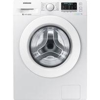 Samsung - Ww70J5455MW - Lave linge frontal 7kg - 1400 tours / min - A+++ - Moteur induction - Eco bubble - Blanc