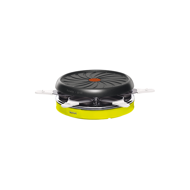 TEFAL - Raclette-Gril RE128O12