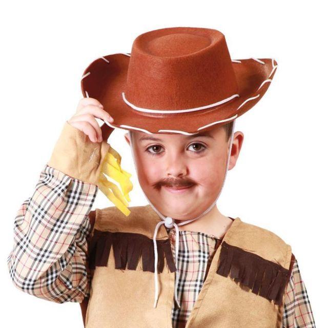 meilleur service variété de dessins et de couleurs 2019 meilleures ventes Chapeau Cowboy Enfant