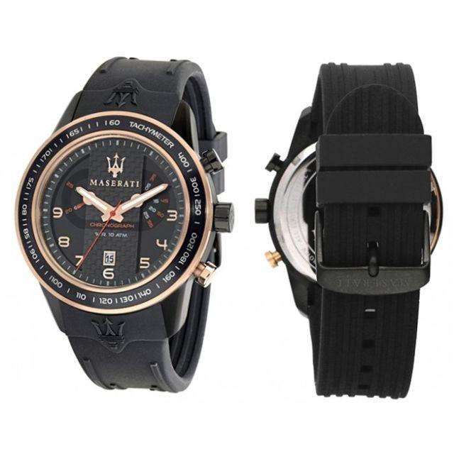 maserati montre hommes r8871610006 achat vente montre. Black Bedroom Furniture Sets. Home Design Ideas