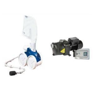 polaris pack robot 280 surpresseur jet071 coffret lectrique surfil pour fond de piscine - Coffret Electrique Piscine Pas Cher
