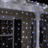 Eco-xmas - Tente de Lumières de Noël solaires extér