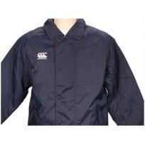 Canterbury - Vestes blousons hiver Coach jacket navy Noir 97944