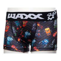 Waxx - Sous vêtement boxer Robots boxer jr Noir 39880