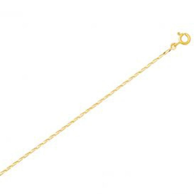 collier mailles homme