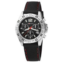 M+WATCH - Montre Homme AQUA STEEL - WBX.36421.RB