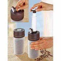 MAISON FUTEE - Boîte à café vide d'air