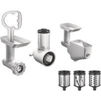 KITCHENAID - kit 3 accessoires 5fga+5ksmvsa+5fvsp pour robot artisan - 5ksmfppc