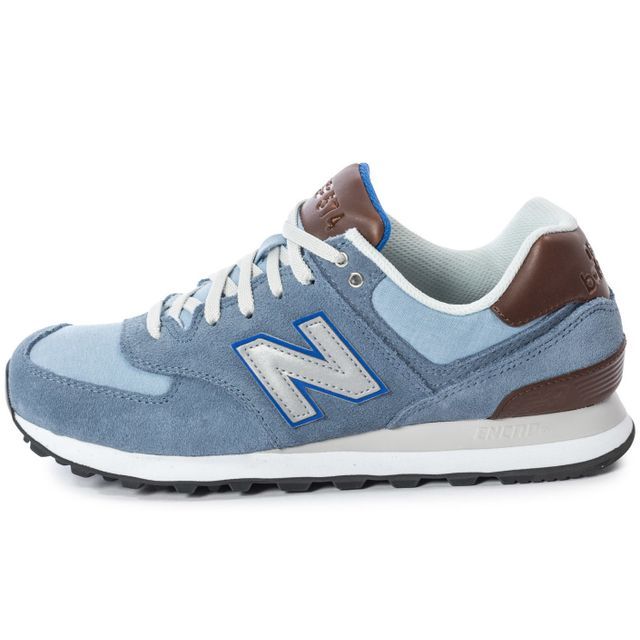 New Balance Ml574 Bcd Casual Bleue pas cher Achat