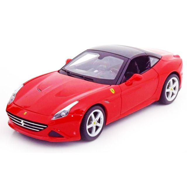 Maisto Modèle réduit de voiture de sport : California T - Toit fermé - Ferrari : Echelle 1/18 Pour cause de déménagement de nos entrepôts, les délais de livraison sont rallongés de 15 jours.Merci de votre compréhension.--- Découvrez ce superbe modèle rédu