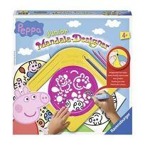 Ravensburger - Peppa Pig - Mandala junior peppa pig