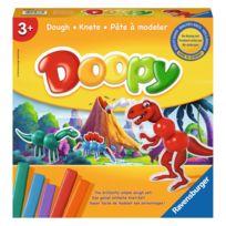 Ravensburger - Pâte à modeler Doopy : Dinosaures