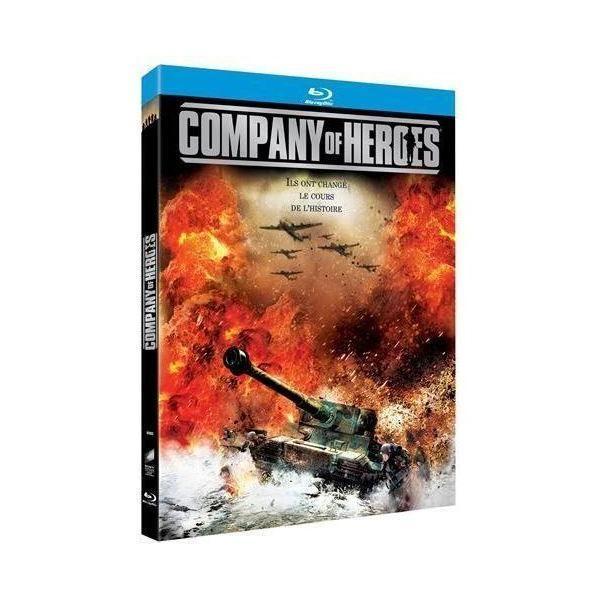 Spe - Blu-Ray Company of heroes