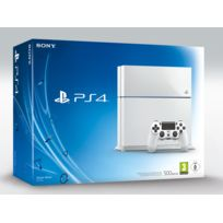 Playstation 4 Blanche 500 GO