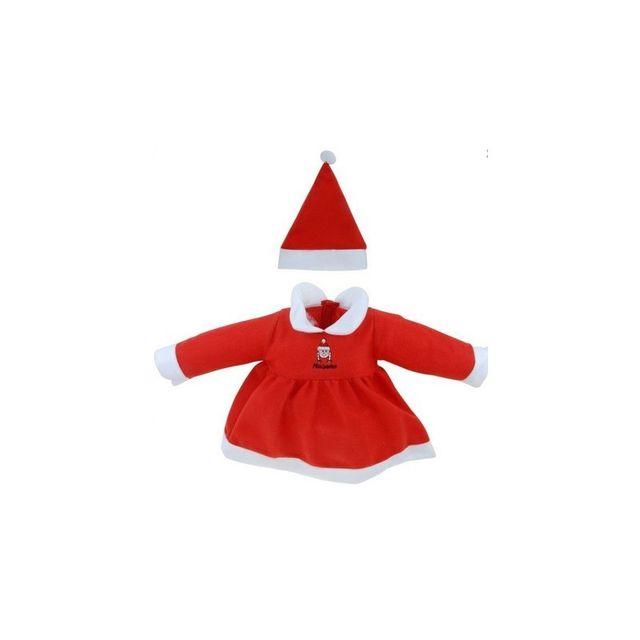 d10d83618deea Générique - Déguisement mère Noël bébé 12 à 18 mois - pas cher Achat ...