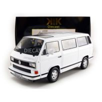 Kk Scale Models - 1/18 - Volkswagen T3 Bus Whitestar - 1990 - 180201W