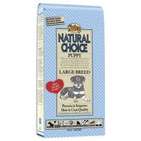 Nutro Natural Choice - Croquettes au Poulet et Riz pour Grand Chiot - 12Kg
