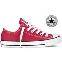 0676ad62fbfa2 Converse all star rouge - catalogue 2019 -  RueDuCommerce - Carrefour