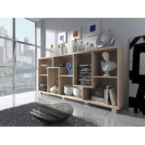comfort home innovation tag re biblioth que design salon salle manger ch ne clair. Black Bedroom Furniture Sets. Home Design Ideas