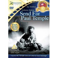 Simply Media - Send For Paul Temple IMPORT Anglais, IMPORT Dvd - Edition simple