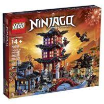 Lego - 70751-Le Temple de l'Airjitzu